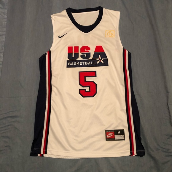 2012 USA Olympic team NO.5 Durrant jersey Awesome